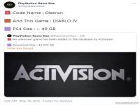 《暗黑4》文件或添加至PSN数据库 封测或将开始