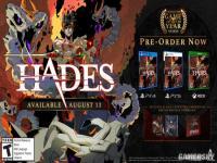 《哈迪斯》将推出PS4/5实体版游戏 内含额外惊喜