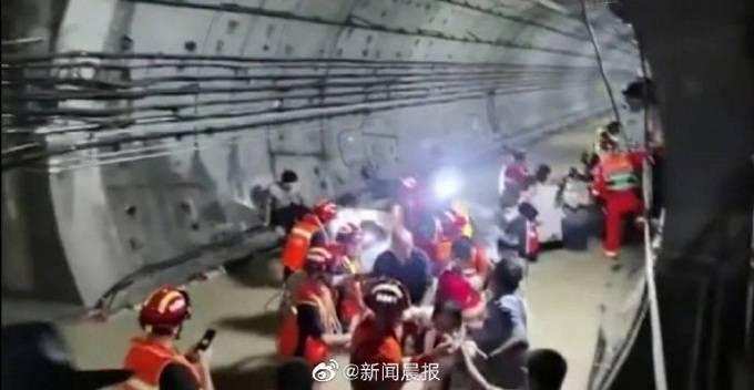 交通部要求汲取地铁雨水倒灌事件教训 瞒报汛情灾情将从严从快问责
