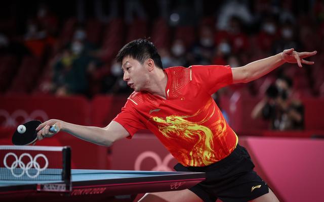 樊振东7局苦战险胜中国台北选手 马龙樊振东出战乒乓球男单
