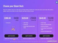 Steam新掌机发货日再延期 64G版明年Q2后发货