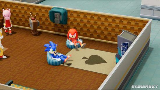 《双点医院》新DLC7月30日推出 医生化身刺猬索尼克