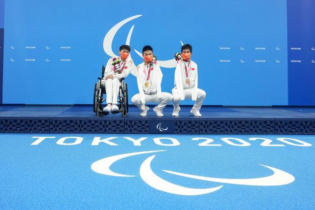 中国游泳已3次包揽残奥金银铜牌 残奥金牌排行榜最新排名