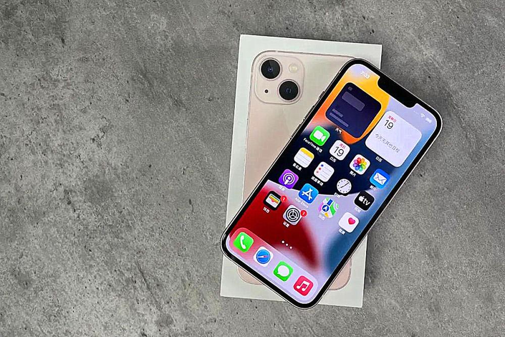 iPhone13评测 iphone13真机测评 iPhone13系列测评