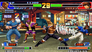 THE KING OF FIGHTERS '98(拳皇98)软件截图2