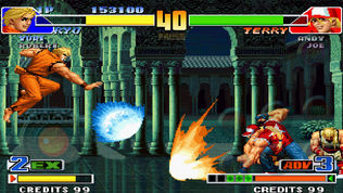 THE KING OF FIGHTERS '98(拳皇98)
