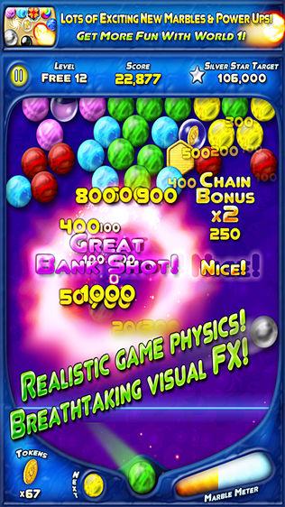 Bubble Bust!软件截图1