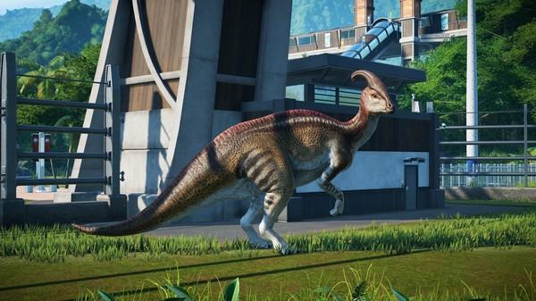 侏罗纪世界:进化Jurassic World Evolution下载