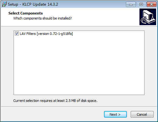 K-Lite Codec Pack Update下載