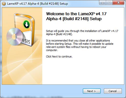LameXP(MP3编码器)下载