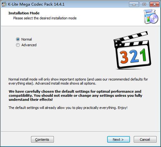 K-Lite Mega Codec Pack (万能解码器)下载