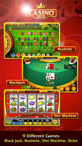 Casino Master软件截图0