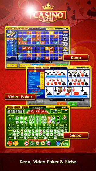 Casino Master软件截图2