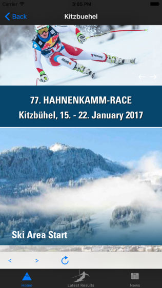Alpine Fantasy Ski Racing软件截图2