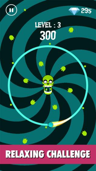 Zombie Dash软件截图1