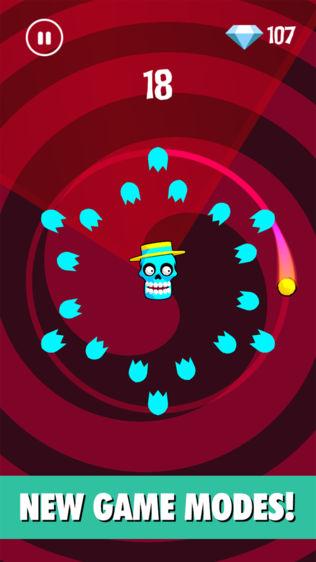 Zombie Dash软件截图2