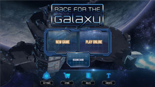 Race for the Galaxy软件截图2