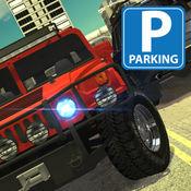 城市街道超级运动车停车驾驶模拟器
