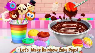 彩虹甜品烘焙屋软件截图1