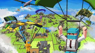 迷你方块世界2刺激吃鸡战场软件截图0