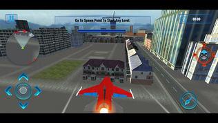 青苔战士机器人飞机软件截图2