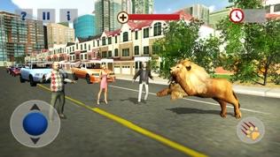 愤怒的狮子攻击3D软件截图2