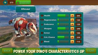 恐龙雷克斯战斗作战模拟器软件截图2