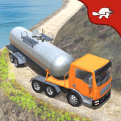 油轮供应卡车