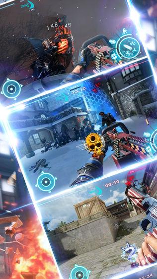 枪战游戏软件截图2