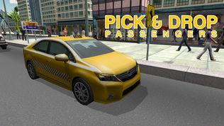 出租车司机模拟器