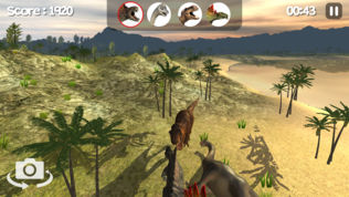 侏罗纪恐龙仿真2软件截图1