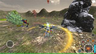 机器人传奇游戏软件截图2