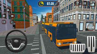 智能巴士驾驶学校考试软件截图2