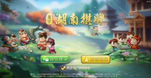 龙宇湖南棋牌手机版