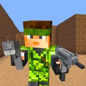 积木枪战 Pixel Block