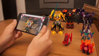 Transformers: Robots in Disguise软件截图2