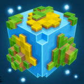 Planet of Cubes 生存游戏