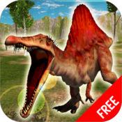 Spinosaurus 模拟器