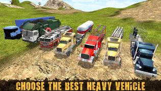 极限越野载货车驾驶模拟器3D