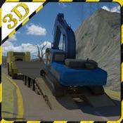 挖掘机转运救援3D simulator