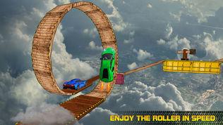 Impossible Tracks Car Drive软件截图2
