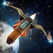 王牌 星球大战 类 宇宙 船 打仗 飞行 模拟器