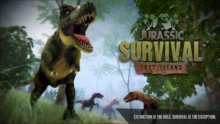 侏罗纪生存软件截图0