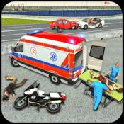 紧急救护车驾驶