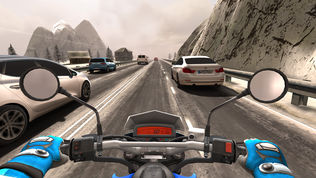 Traffic Rider (公路骑手)软件截图1