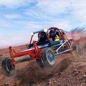 复刻越野越野车拉力赛赛车:特技驾驶