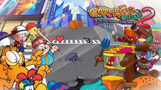 加菲猫总动员2:食品侵略者之反击软件截图0