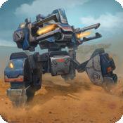 Tanks vs Robots: 机械游戏