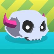 Bonecrusher: Free Awesome Endless Skull & Bone Game