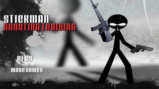 火柴人反恐:射击训练软件截图0